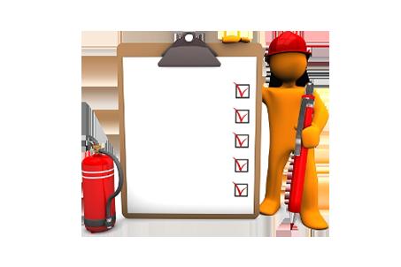 Оценка опыта и деловой репутации лиц, выполняющих работы (оказывающих услуги) в области пожарной безопасности объектов защиты.